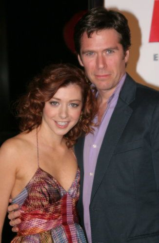 Alyson Hannigan Alexis Denisof and