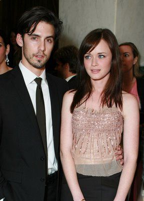 Milo Ventimiglia Alexis Bledel and