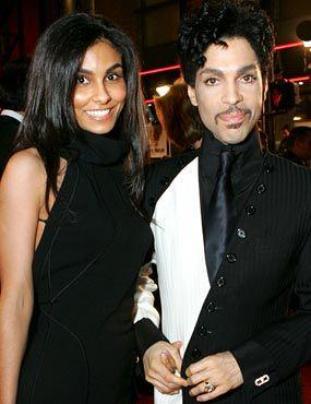 Prince  and Manuela Testolini