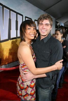 Matthew Lawrence Cheryl Burke and