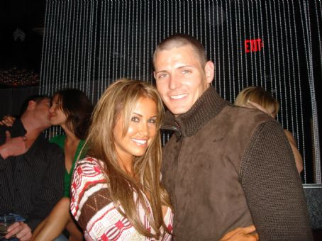 Jennifer Walcott  and Adam Archuleta