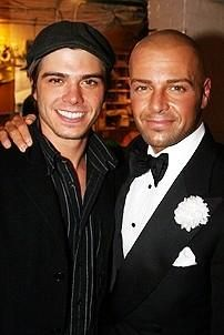 Matthew Lawrence  and Joey Lawrence