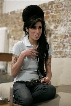 Amy Winehouse Amy Fielder-Civil
