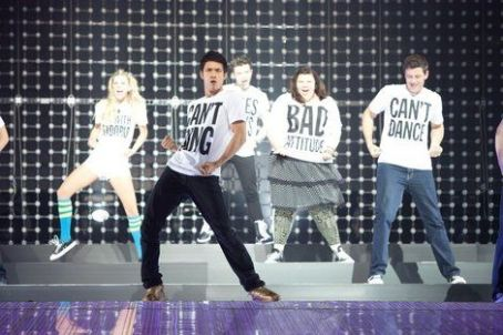 Harry Shum Jr. - Glee: The 3D Concert Movie- Born this Way