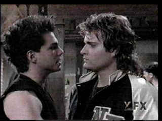 21 Jump Street Richard Grieco and Peter DeLuise in  (1987)