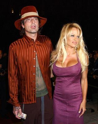 Tommy Lee Pamela Anderson and