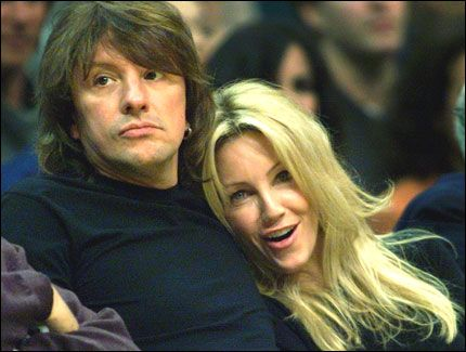 Richie Sambora Heather Locklear and