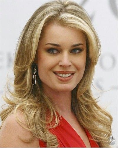 Rebecca Romijn  is really the lovely typical