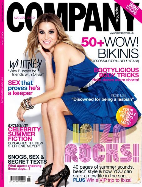 Whitney Port - Company Magazine [United Kingdom] (August 2010)