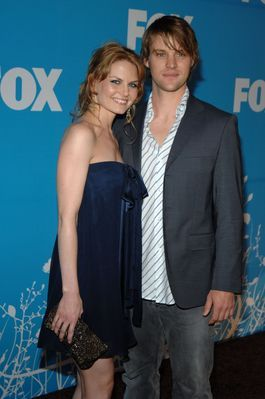 Jesse Spencer  and Jennifer Morrison