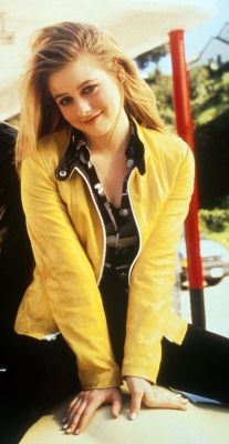 Alicia Silverstone  in Excess Baggage (1997)