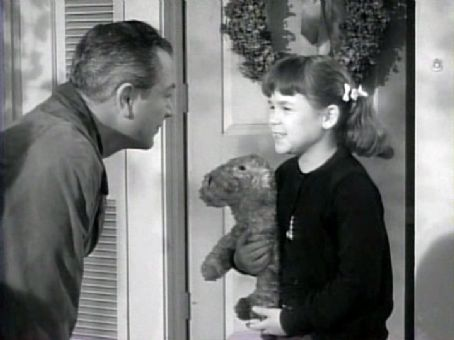Lauren Chapin Robert Young &  on Father Knows Best