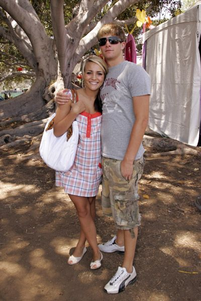 Jamie Lynn Spears Jamie-Lynn Spears and Casey Aldridge