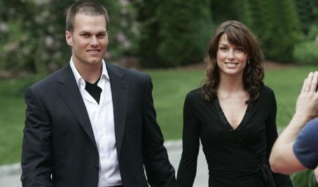 Tom Brady Bridget Moynahan and
