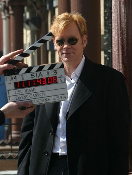 David Caruso  nice friend