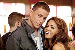 Channing Tatum Jenna Dewan and