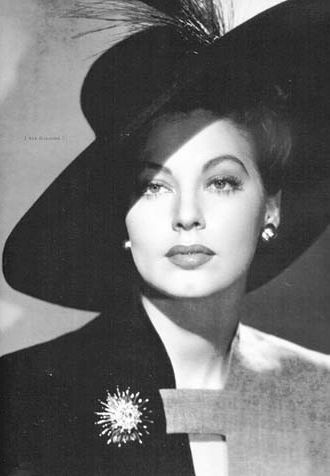 Ava Gardner Beautiful Ava!