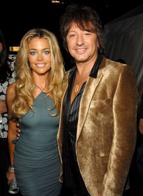 Richie Sambora Denise Richards and
