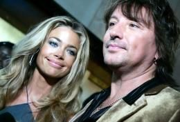 Denise Richards  and Richie Sambora
