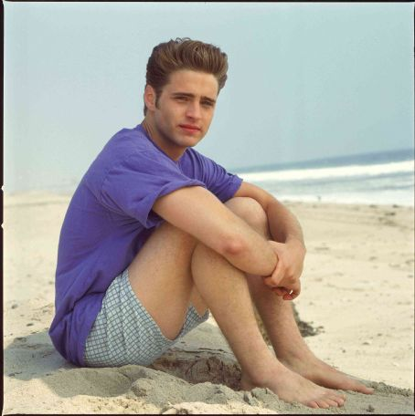 Brandon Walsh Jason Priestley as  in Beverly Hills, 90210 (TV Series) - 1990