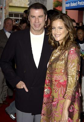 Kelly Preston John Travolta and
