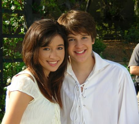 Christian Serratos Devon Werkheiser