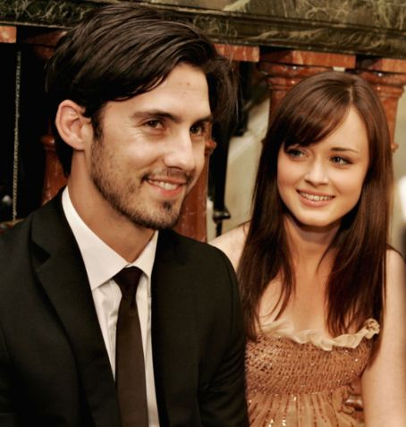 Alexis Bledel  and Milo Ventimiglia