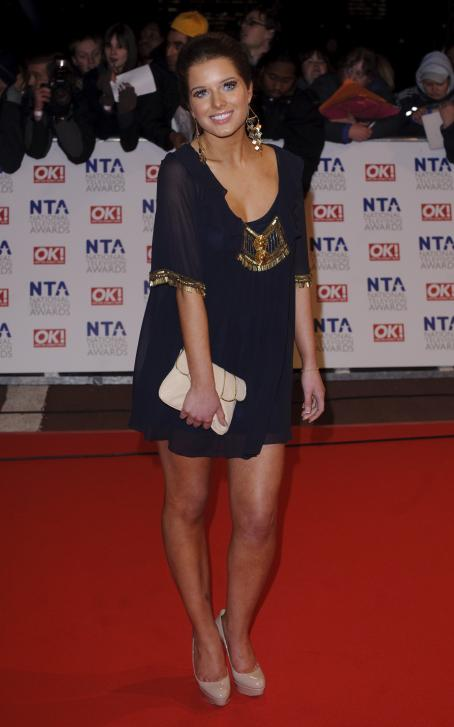 Helen Flanagan - National Television Awards In London, 20 January 2010