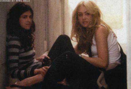Portia de Rossi  and Francesca Gregorini
