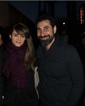 Angela Madatyan Serj Tankian and