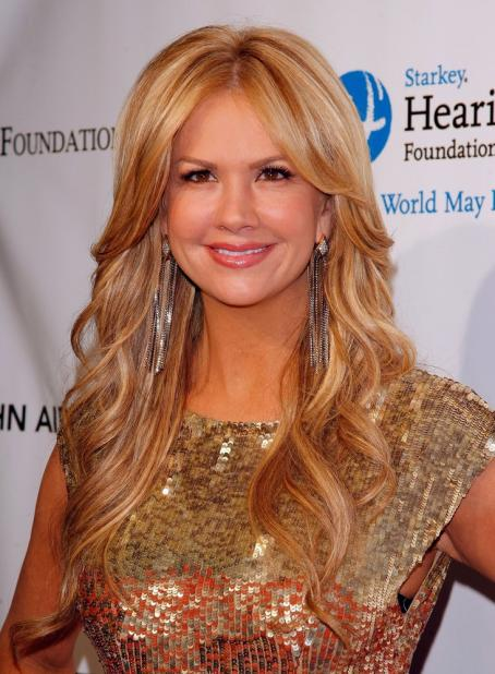 Nancy O'Dell - 9 Annual Elton John AIDS Foundation's 'An Enduring Vision' benefit at Cipriani, Wall Street on October 18, 2010 in New York City