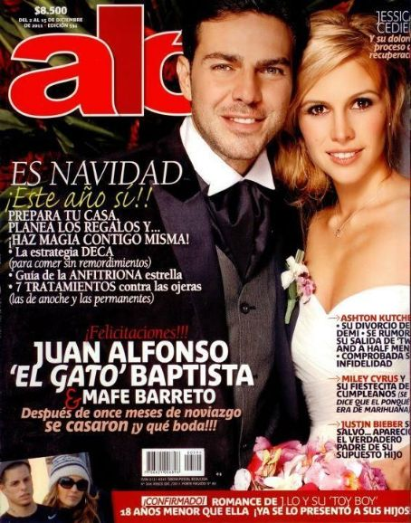 Natalie Paris, Juan A. Baptista - OTHER Magazine Cover [Mexico] (15 December 2011)