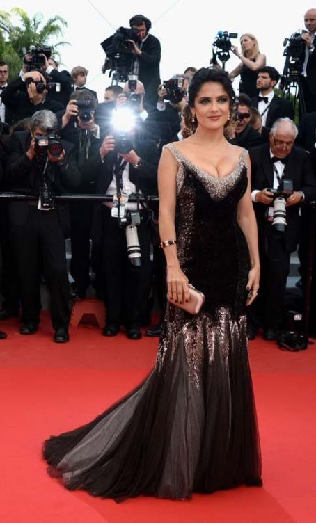 "Salma Hayek: ""Madagascar 3: Europe's Most Wanted"" took over the spotlight at the 65th annual Cannes Film Festival in southern France"