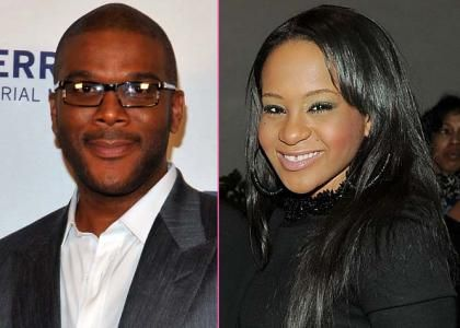 "Tyler Perry Defends Bobbi Kristina: ""Leave This Baby Alone!"""