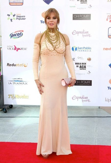 Lucia Mendez: TV y novelas Awards 2012