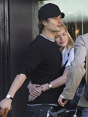 Orlando Bloom Kate Bosworth and