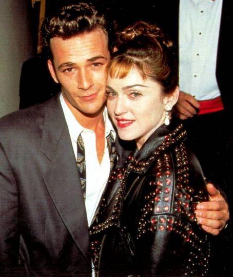 Luke Perry Madonna