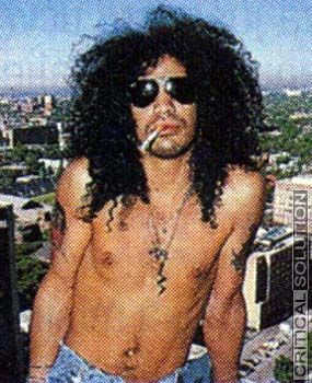 Slash Saul Hudson