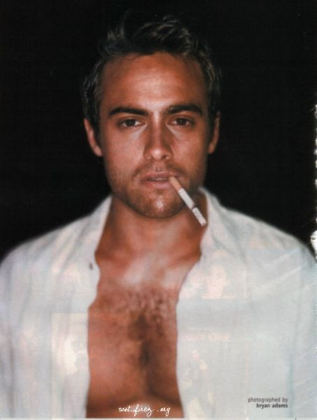 Stuart Townsend  - photoshoot Brian Adams