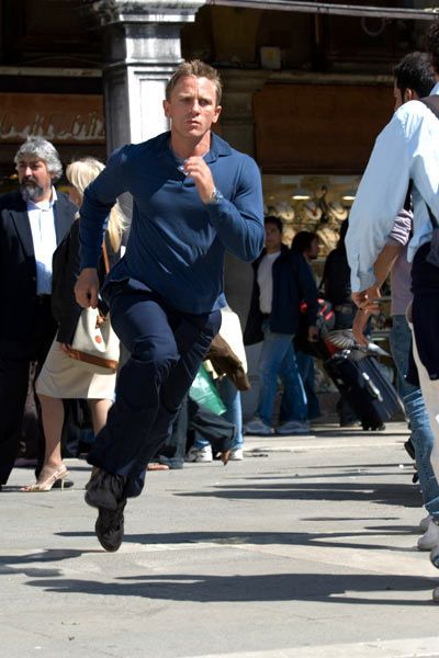 Casino Royale Daniel Craig in  (2006)