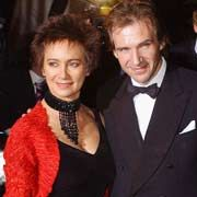 Ralph Fiennes Francesca Annis and