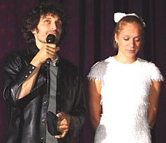 Chloë Sevigny Chloe Sevigny and Vincent Gallo