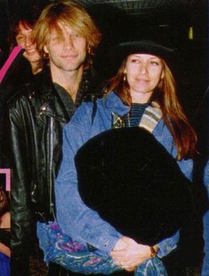 Jon Bon Jovi Dorothea Hurley and , Richie Sambora
