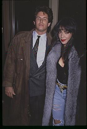 Apollonia and Kevin Bernhardt