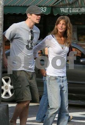Daria Werbowy Josh Hartnett and