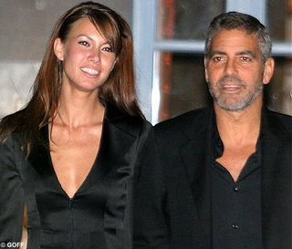 Sarah Larson George Clooney and