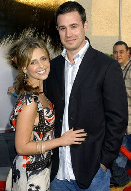 Freddie Prinze Jr. Freddie Prinze and Sarah Gellar