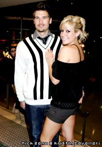 Kristin Cavallari Nick Zano and