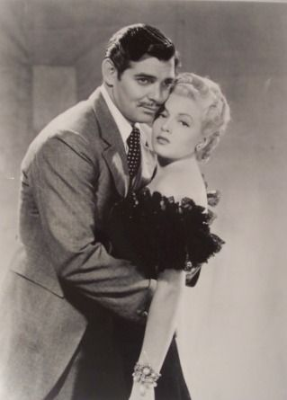 Lana Turner Clark Gable and