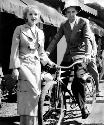 Howard Hughes  and Ida Lupino